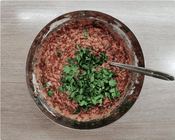 У такому вигляді печінку їдять всі: печінкові оладки з морквою і зеленню
