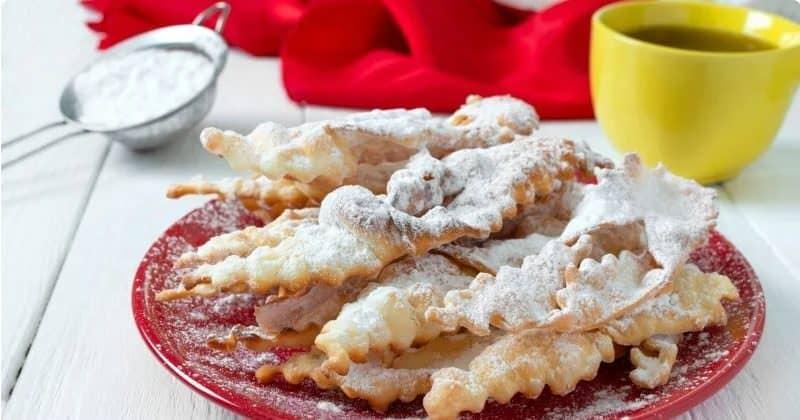 Сімейний рецепт: улюблене печиво з дитинства - Хмиз