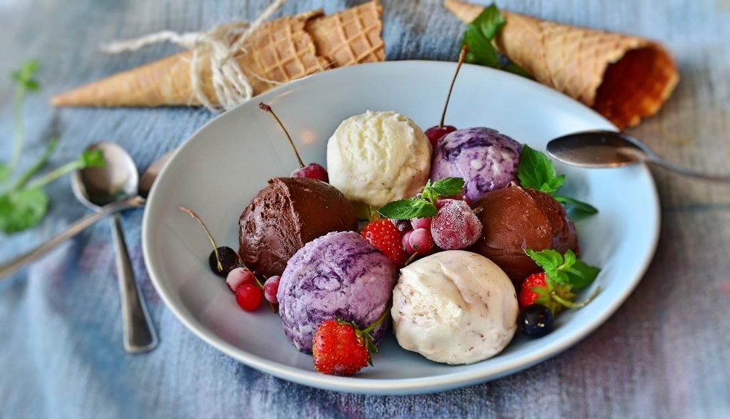Морозиво Пломбір в домашніх умовах