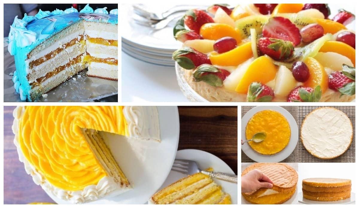 Торти з манго