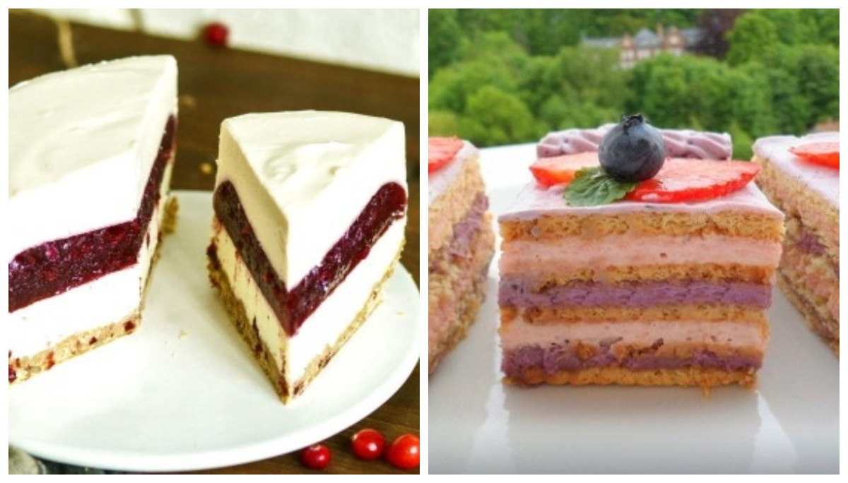 Желейний прошарок для торта